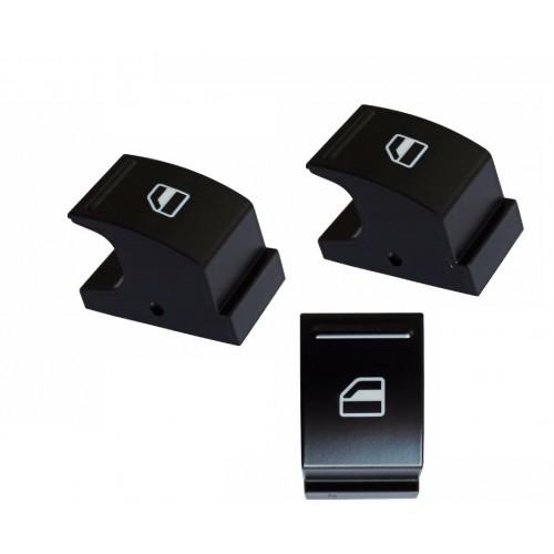 Копчета за прозорци за VW SEAT SKODA комплект 2 броя