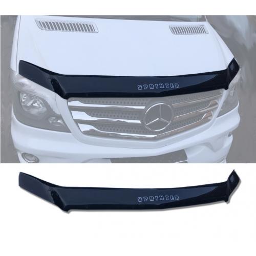 Дефлектор ветробран за преден капак за Mercedes Sprinter след 2014г.