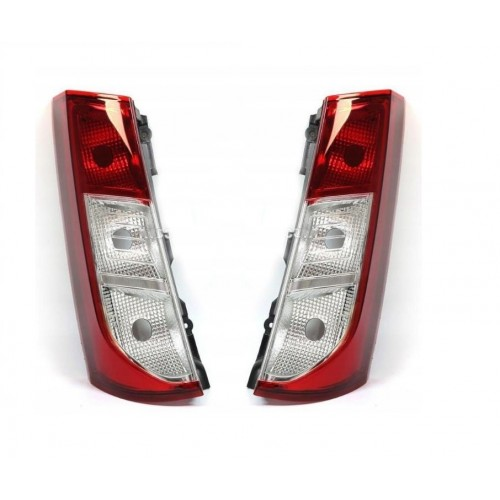 Стопове за Dacia Dokker (2012-...) Дачиа Докер след 2012г. комплект