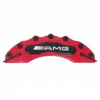 Капаци за спирачни апарати MERCEDES AMG червени комплект