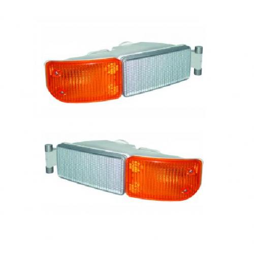 Мигач + Светлоотразител за Man TGA ляв и десен